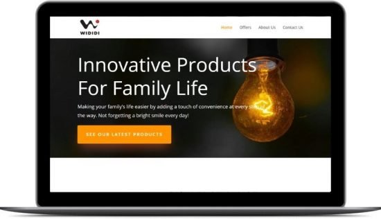 FSM Website Design & Development Case Studies FSM Wididi Lifehacks