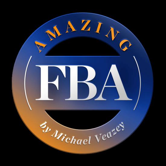 Increíble logotipo de FBA