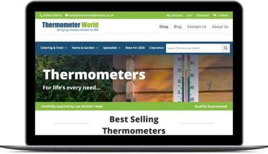 Case Studies FSM Thermometer World