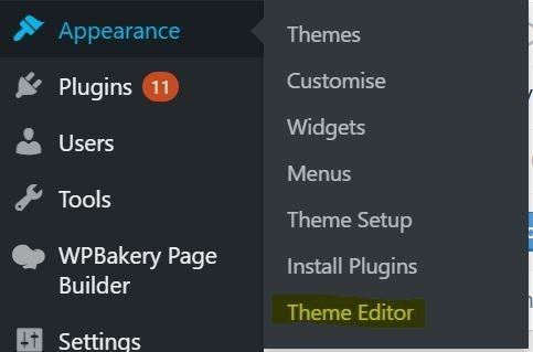 Theme Editor on Child Theme WooCommerce Related Products