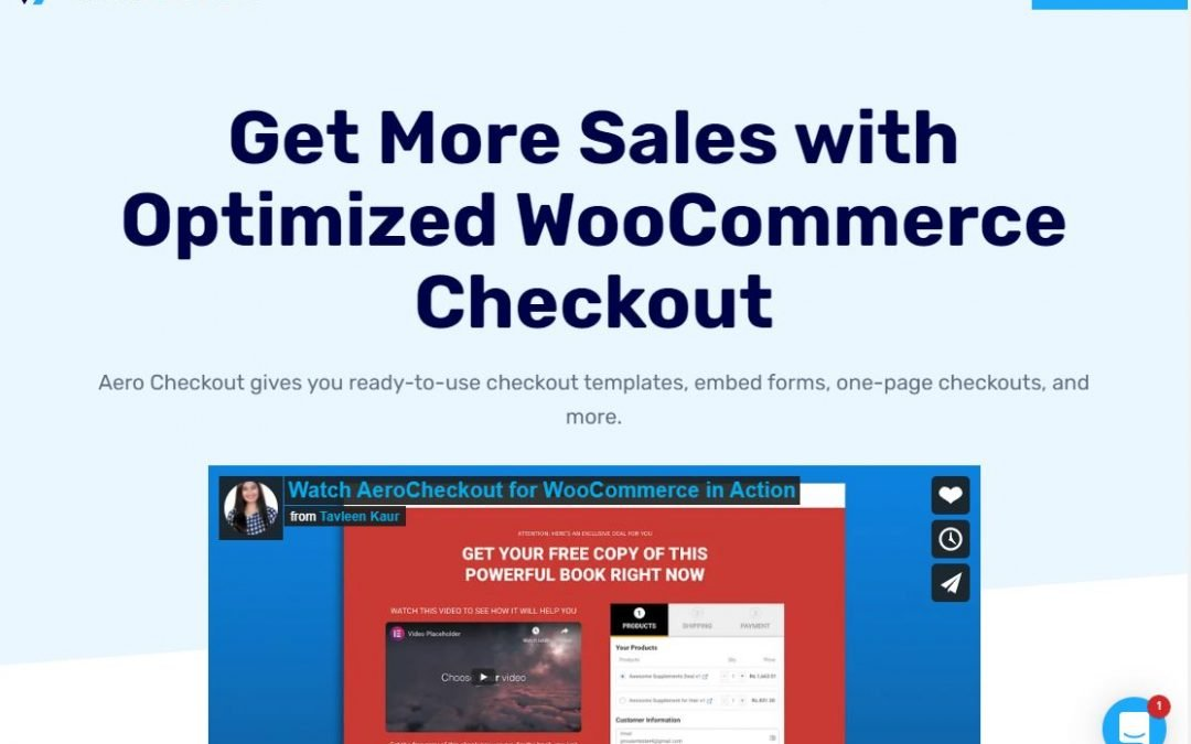 Customizing WooCommerce Cart Page &  Checkout Without Code